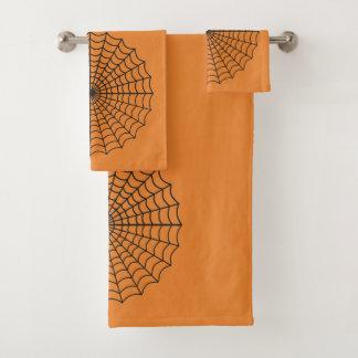 Spinneweb - Reeks van 3 Handdoeken