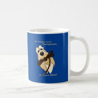 Spinone Italiano – Therapeut Koffiemok