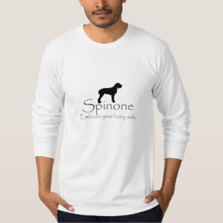 Spinone omhelst t shirt