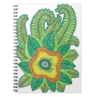 Spiraal - verbindend notaboek notitieboek