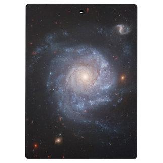 Spiraalvormige Melkweg M101 Klembord