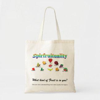Spirfruituality: Welk soort Fruit is in u? Draagtas