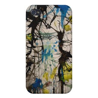 splashy iPhone 4 case