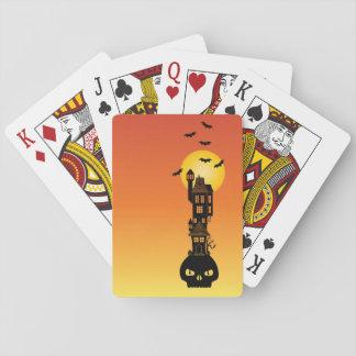 Spookhuis Speelkaarten