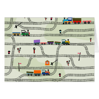 Spoorweg Kaart