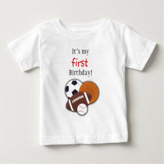 Sporten Baby T Shirts