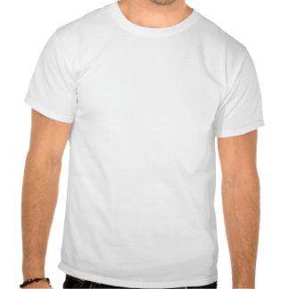 Sprak en zij luisterde est het Overhemd van de Spi T Shirts