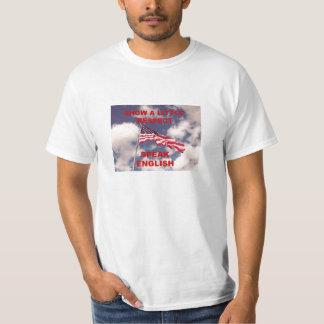 spreek het Engels T Shirt
