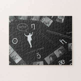 Sprekend Fotogram Puzzel