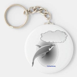 Sprekende Dolfijn Sleutelhanger