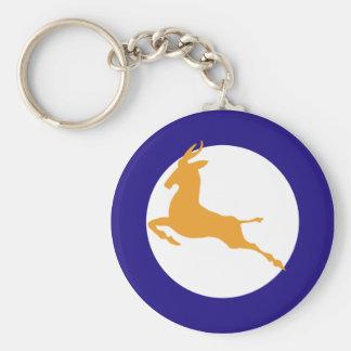 Springbok Sleutelhanger