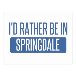 Springdale Briefkaart