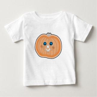 Sproet Onder ogen gezien Pompoen Baby T Shirts