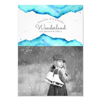 Sprookjesland | van de winter de Foto van de Kaart