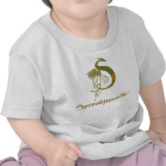 Sprookjesnacht logo T-shirt peuters kleur