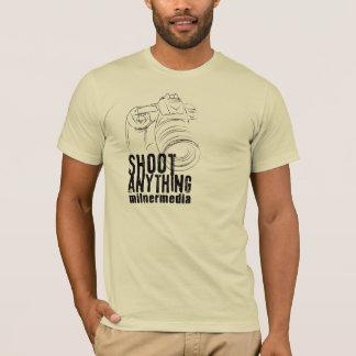 Spruit om het even wat T-shirt