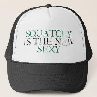 squatchy trucker pet