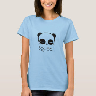 Squee!! Leuke Panda: D T Shirt