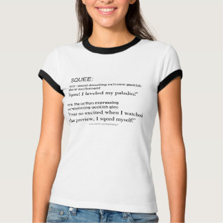 SQUEE T SHIRT