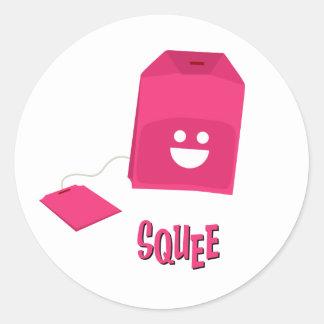Squee-zak Sticker