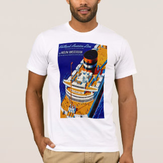 SS Nieuw Amsterdam T Shirt