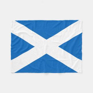 St Andrews van de Vlag van Schotland Schots Kruis Fleece Deken