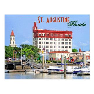 St. Augustine, Florida, de V.S. Briefkaart
