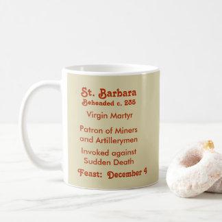 St. Barbara (BK 001) de Mok van de Koffie 1c