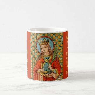 St. Barbara (JP 01) de Mok van de Koffie 1.1a