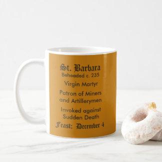 St. Barbara (JP 01) de Mok van de Koffie 1.1b