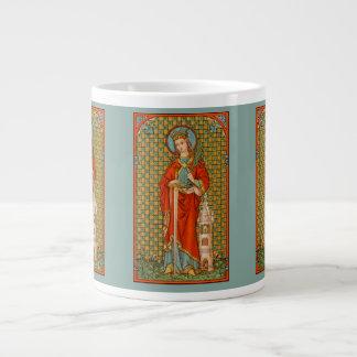 St. Barbara (JP 01) JumboMok 2 Grote Koffiekop