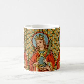 St. Barbara (JP 01) Mok 1.3 van de Koffie