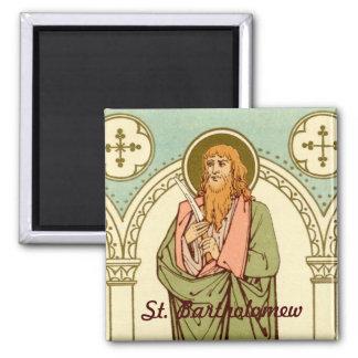 St. Bartholomew de Apostel (RLS 03) Magneet