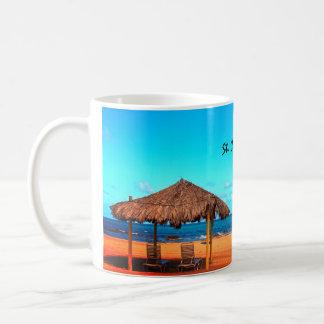 St. Croix de Scène van het Strand Koffiemok