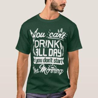 St de Dag van de Padie is Aan de gang T Shirt