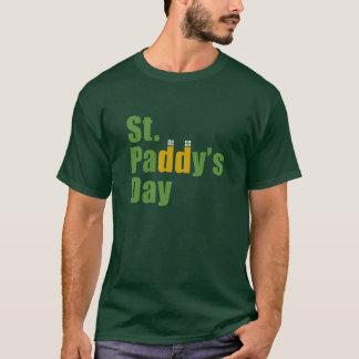 St de Dag van de Padie T Shirt