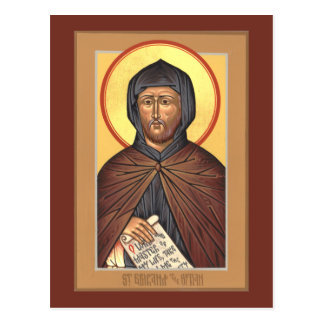 St. Ephraim de Kaart van het Gebed van het Gebed