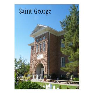 St George Briefkaart