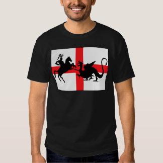 St George de Engelse vlag van de Dag T Shirt