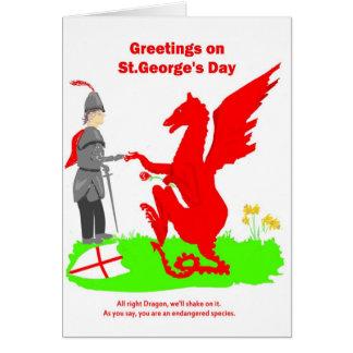 St.George de Kaart van de Dag
