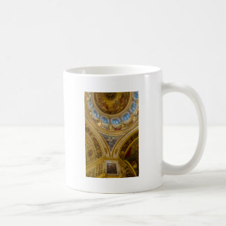 St. Isaac Kathedraal St. Petersburg, Rusland Koffiemok