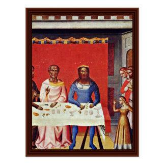 St. John Doopsgezind, en Scènes van Zijn Leven Briefkaart