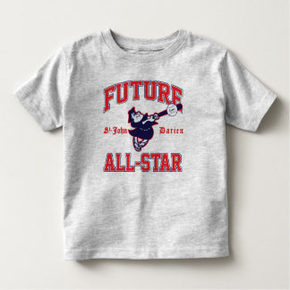 St. John Future All-Star Tee - Peuter Kinder Shirts