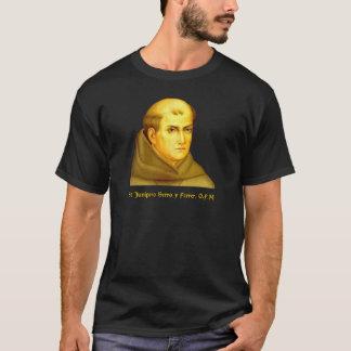 St Junipero Serra y Ferrer T Shirt