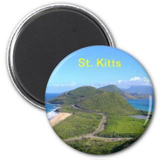 St. Kitts magneet