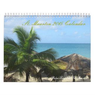 St. Maarten Custom Printed Kalender