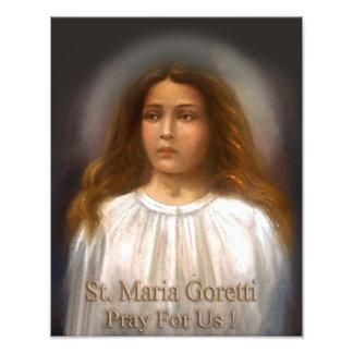 St. Maria Goretti, Martelaar voor Zuiverheid, Foto