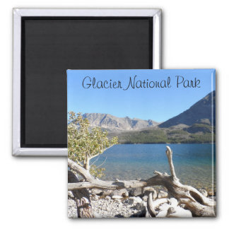 St Mary Lake- Glacier National Park Magneet