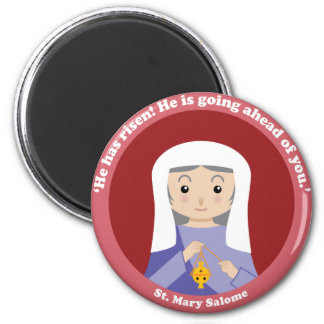 St. Mary Salome Magneet