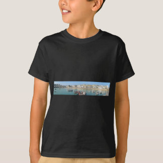 St Panoramische Ives T Shirt